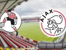 Ajax op bezoek bij Sparta