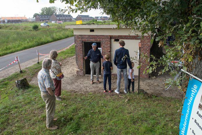 Open Monumentendag Spanjaardgemaal voor het eerst in veertig jaar weer open.