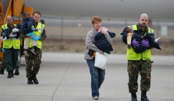 Kind is zelden gediend bij adoptie over de grens