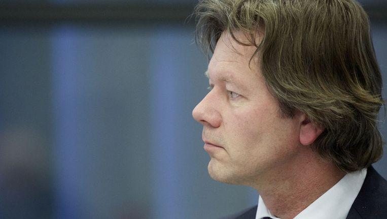 CU-Tweede Kamerlid Joel Voordewind Beeld anp