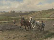 Eerelman schilderde 'tweespan bij Arnhem', maar waar?