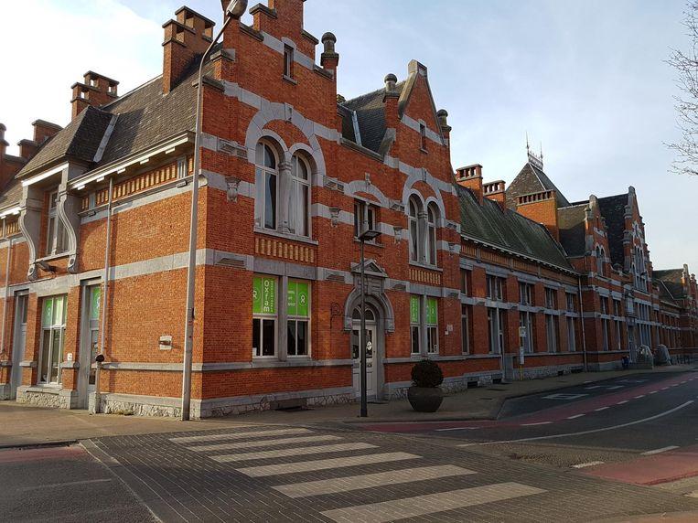Het station van Essen.