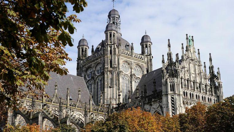 De Sint Jan Kathedraal in 's Hertogenbosch. Beeld anp