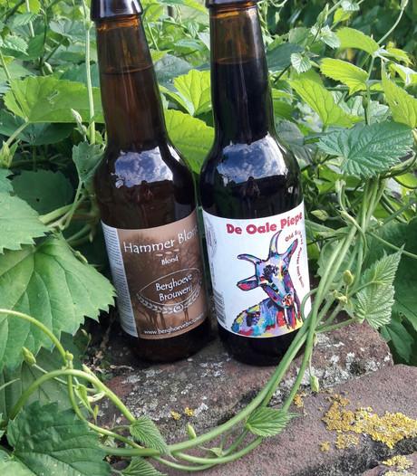 Zwart biertje als ode aan iconische schoorsteenpijp uit Den Ham