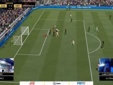 Ajax onverslaanbaar in eDivisie, Heerenveen en ADO puntloos onderaan