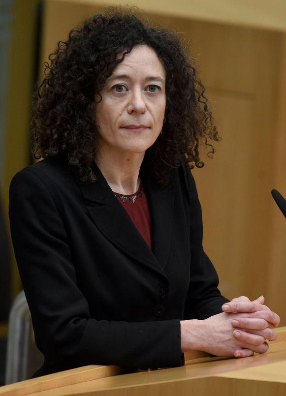 Yasmine Kherbache.