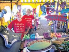 Festival Kabaal am Kanaal uit Eindhoven doet spullen in de verkoop