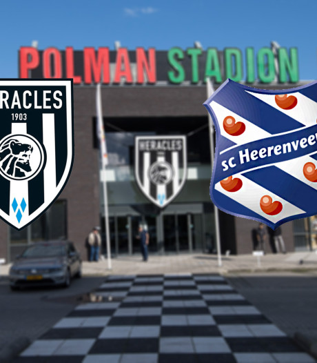 Heracles Almelo - SC Heerenveen