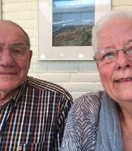 Joop en Jannie Kok uit Berkel-Enschot vieren diamanten huwelijk