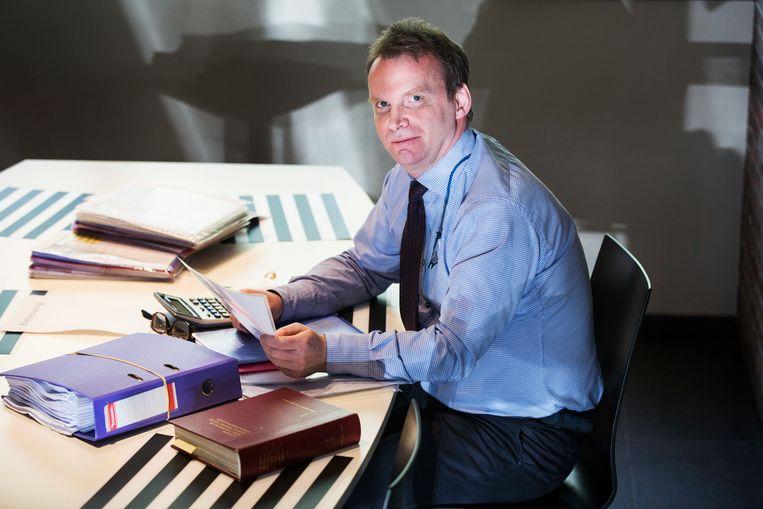 Patrick Van Buggenhout.
