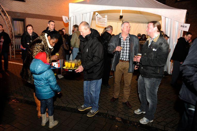 Dag 1 is ondertussen al enkele jaren een vaste waarde op 1 januari in Kortenberg.