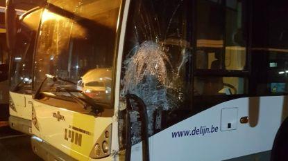 Bus De Lijn zwaargehavend na joyride in Rumst