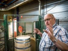 Wezepse vatenhandel gaat van vader op zoon: Tussen tonnetjes groot geworden