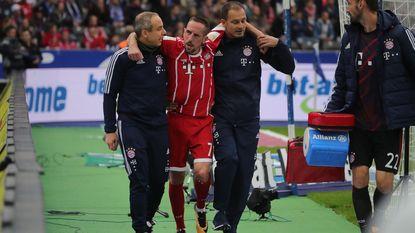 Football Talk buitenland: Ribéry maanden out met knieletsel - Spanje zonder Iniesta en Morata