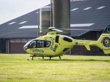 Jong slachtoffer (16) ongeval mestput in Oldehove overleden