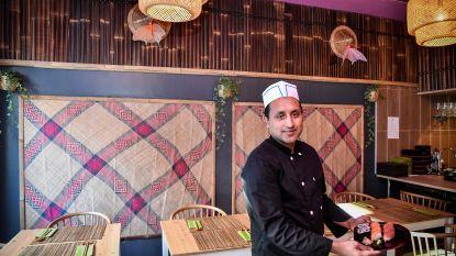 Chef zorgt met piepkleine zaak voor sushi en tandoori in de streek