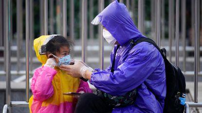 LIVE. China rapporteert weer meer besmettingen - Trump wil bijdrage aan WHO inhouden