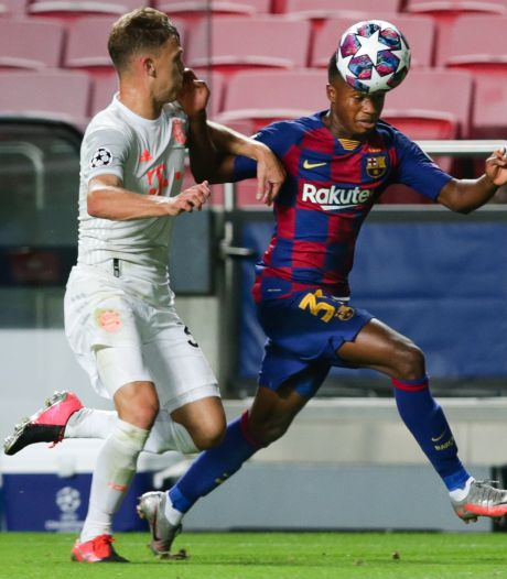 Historische vernedering Barça stuwt kijkcijfers SBS 6 naar grote hoogte