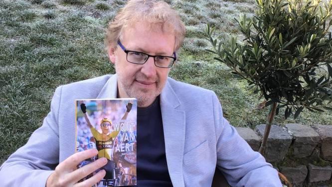 """Journalist Bart Lamers schrijft 'Het wonderjaar van Wout van Aert': """"In het boek komen zowel het herstel als de straffe prestaties in 2020 aan bod"""""""