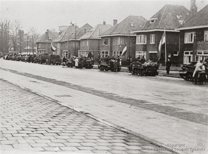 Bevrijding Enschede