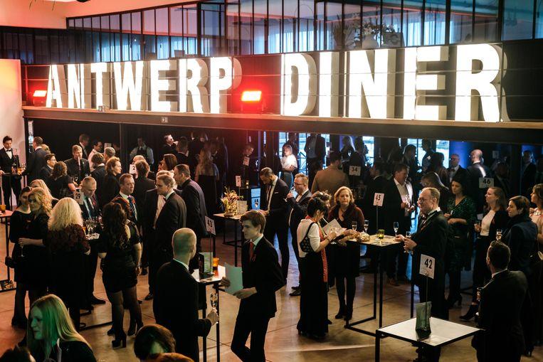 Antwerp Diner lokte 500 gasten.