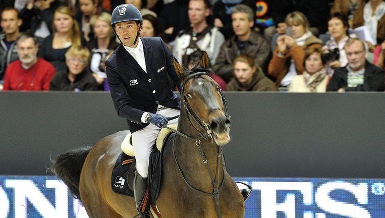 De 33-jarige Fransman Delestre liet in Mechelen een sterke indruk en schreef de WB-proef op zijn naam.