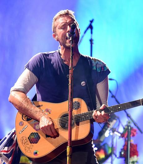 Concert Coldplay in virtual reality te zien