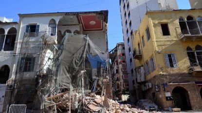 """Vlaming Anthony (30) kroop door het oog van de naald bij explosie in Beiroet: """"Mijn schoonouders waren ervan overtuigd dat we dood waren"""""""