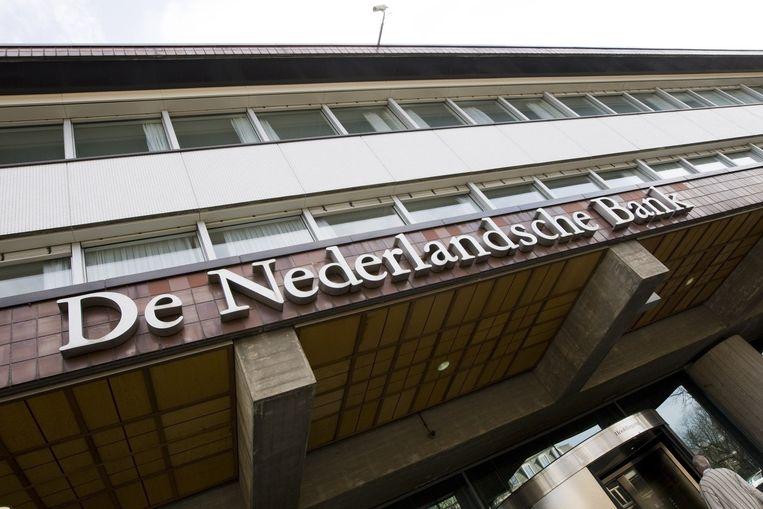 De Nederlandsche Bank (DNB). Beeld anp
