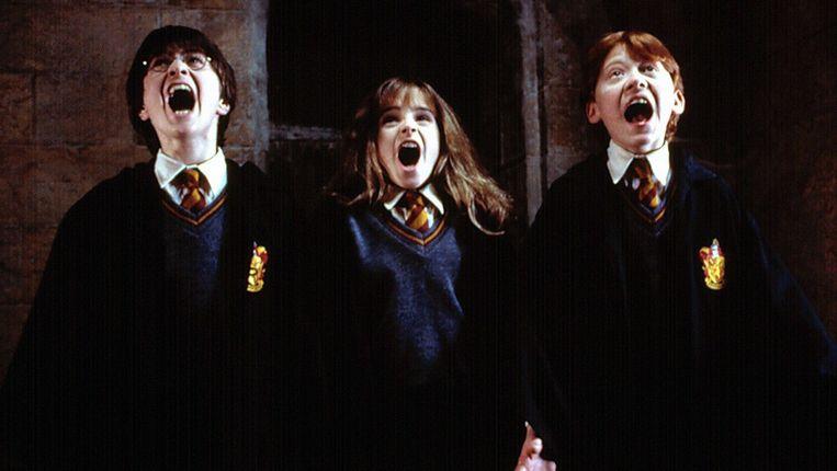 'Harry Potter and the Philosopher's Stone' kun je tijdelijk herbeleven in 4DX. Beeld rv