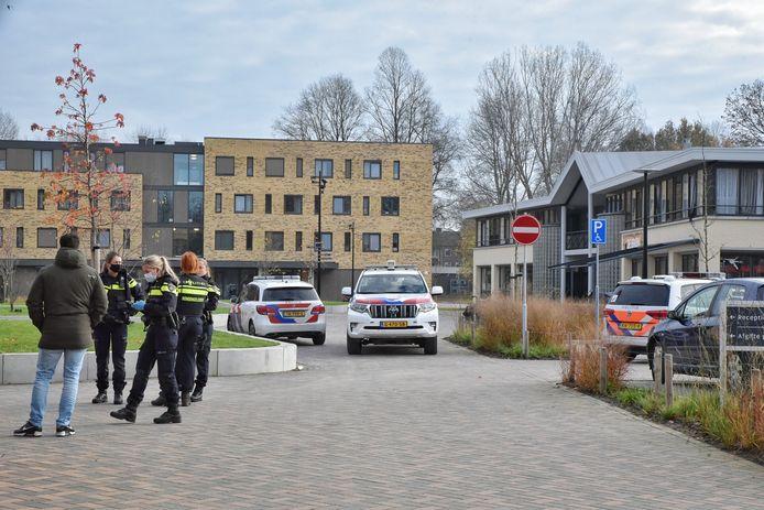 Bij het incident raakten twee mensen gewond.