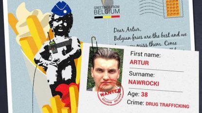 Gezochte 'most wanted'-crimineel geeft zichzelf aan bij politie