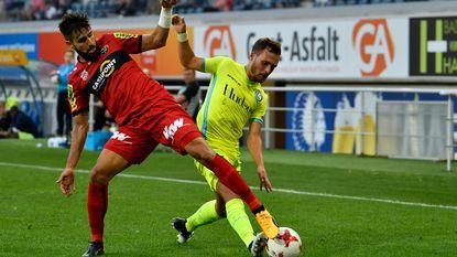 Herbeleef: Gent komt in eigen huis niet verder dan een gelijkspel in derde voorronde Europa League