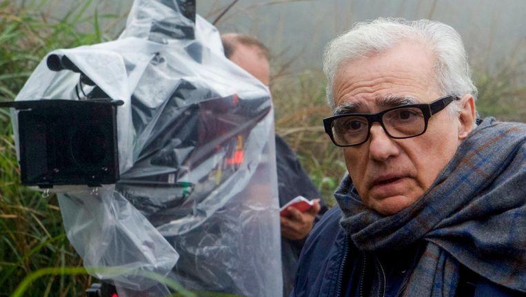 Scorsese. Beeld Paramount