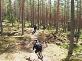 Slopestyle-sterren nemen je mee in de Zweedse mountainbike scene
