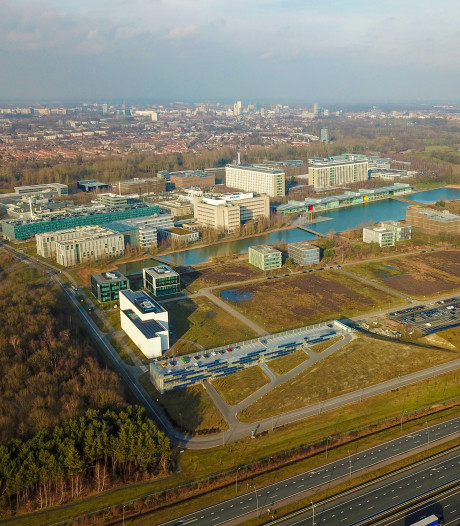 High Tech Campus: douceurtje Philips is trots van de regio