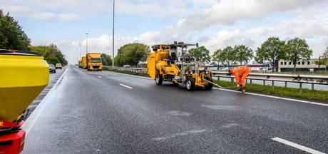 A59 bij Den Bosch dit weekend dicht