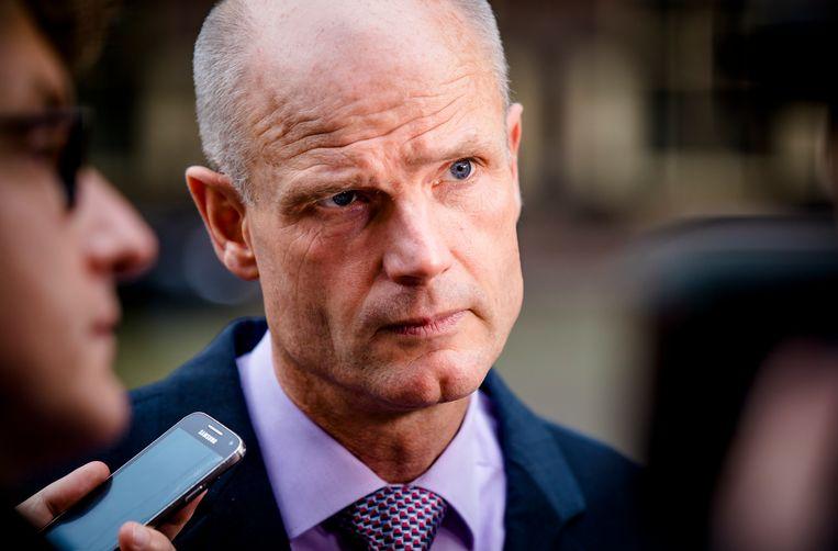 Minister Stef Blok van Buitenlandse Zaken (VVD). Beeld ANP