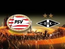 Al uitgeschakeld PSV ontvangt Rosenborg