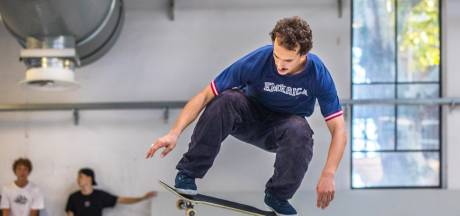 Rob (28) uit Deventer droomt van kickflips op de Olympische Spelen in Tokio
