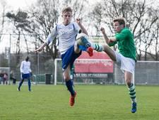 Gilze opent met zeven goals, hoofdrol Adriaansen bij Bavel