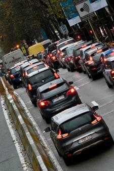 La grande majorité des Belges optent pour la voiture pour se rendre au travail