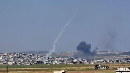 Syrische luchtmacht verijdelt Israëlische raketaanval