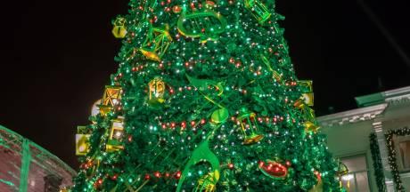 Dure kerstboom slokt budget Betoverend Breda voor groot deel op