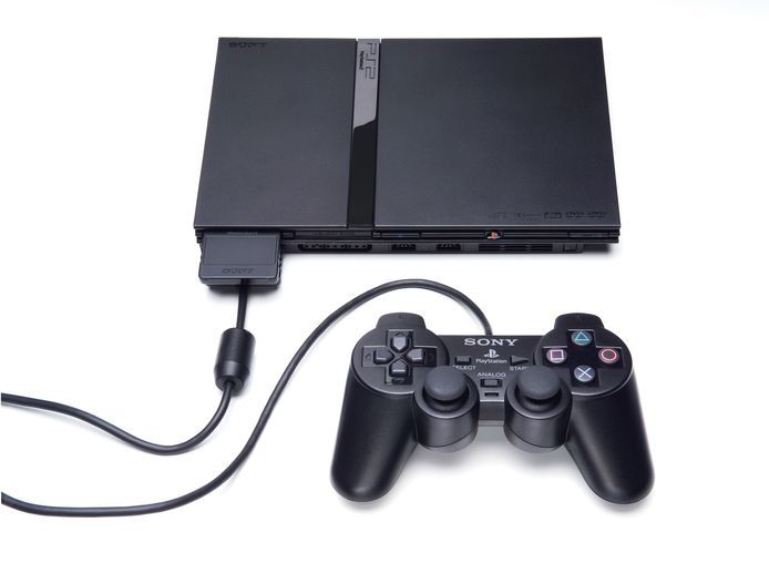 Playstation 2 (themabeeld)