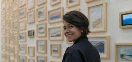 Esbeek krijgt artist in residence, Colombiaanse kunstenares treedt in voetsporen Andreas Schotel