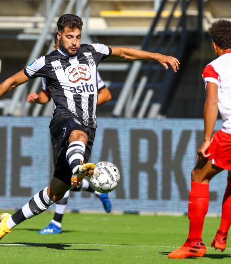 Heracles verslaat Jong FC Utrecht, maar ziet spits Bakis afhaken