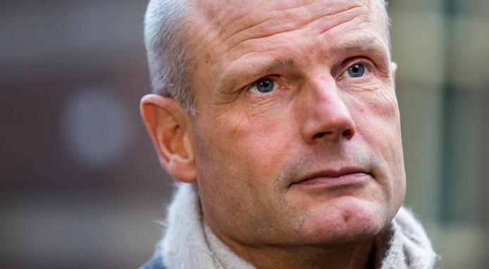 Minister van Justitie Stef Blok.