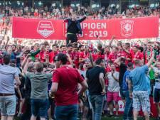 Twentefan start inzamelingsactie voor boete KNVB