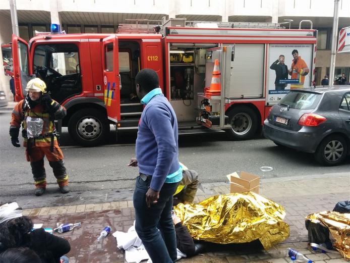 Brussel werd op 22 maart getroffen door een aanslag.